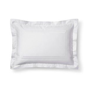 Fieldcrest Standard Hotel Sateen White Pillow Sham